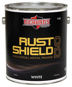 Rust Shield Quick Dry Alkyd Metal Primers