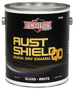 Rust Shield Quick Dry Alkyd Gloss